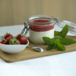 Crémet aux fraises Recette minceur
